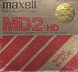 Maxell MD2-D 5-1/4 Mini Floppy Disk