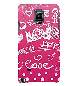 FIXED PRICE Printed Back Cover for Samsung Note 4