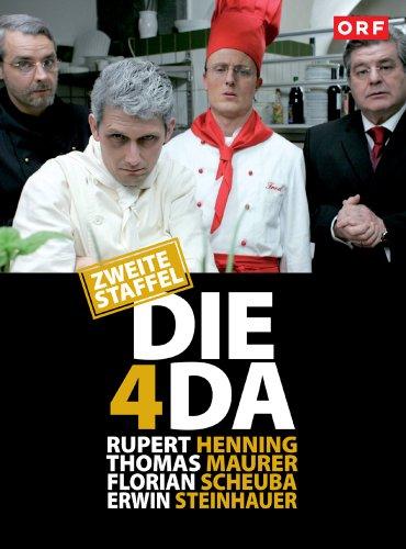 Die 4 Da: Staffel 2 [3 DVDs]