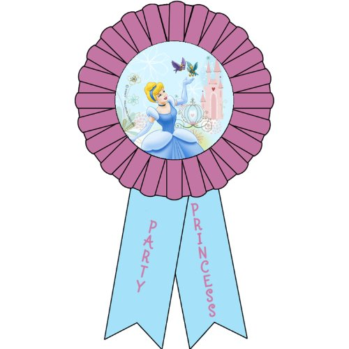 Cinderella Guest of Honor Ribbon