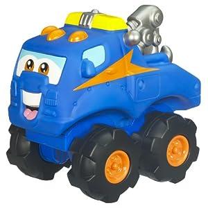 Playskool Cushy Cruisers - Handy The Tow Truck