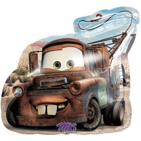 disney cars tow mater jumbo mylar balloon