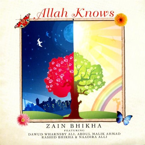 Original album cover of Allah Knows by Zain Bhika