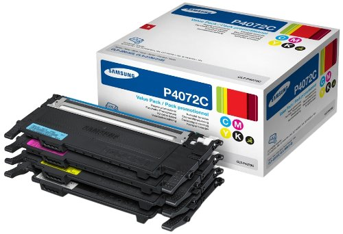 Samsung CLP-320/ CLP-325 Rainbow Colour Ink Toner Kit - Black/ Cyan/ Magenta/...