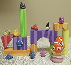 Amazon Com Hard To Find Exclusive Finding Nemo 21 Piece