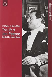 Peerce;Jan If I Were a Rich Ma [Import]