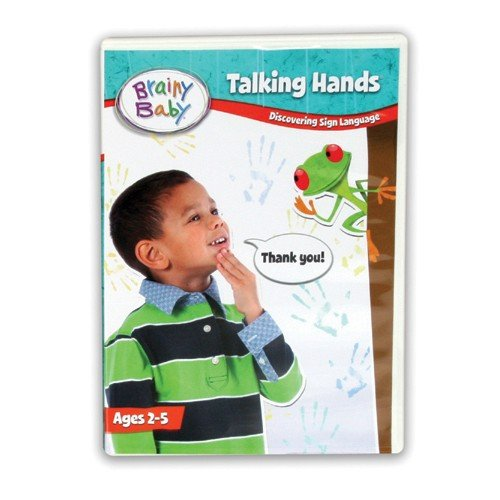 Brainy Baby Talking Hands Dvd Deluxe Edition front-337951