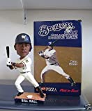 2007 Milwaukee Brewers Bill Hall Bobblehead Doll