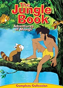 The Jungle Book: Adventures Of Mowgli - The Complete Collection
