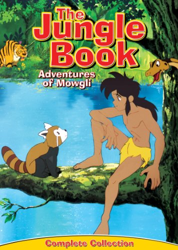The Jungle Book: Adventures of Mowgli: Complete Collection (Full Frame, 6PC)