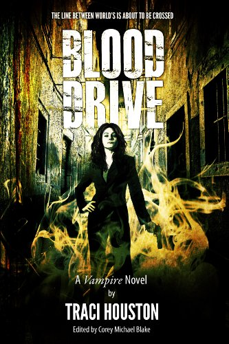 Blood Drive: A Vampire Novel