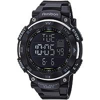 Armitron Sport Men's 40/8254 Digital Chronograph Resin Strap Watch (Black)