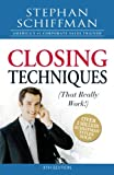 img - for Closing Techniques (That Really Work!) book / textbook / text book
