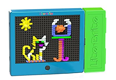 Basic Fun Lite Brite Magic Screen from Basic Fun Inc