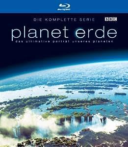 Planet Erde - Die komplette Serie (5 Discs, Premium Stülpschachtel-Box) [Blu-ray]