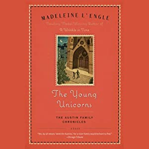 The Young Unicorns | [Madeleine L'Engle]
