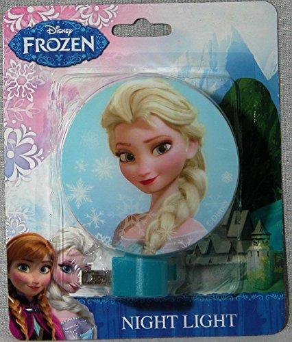 Disney Frozen Elsa Night Light front-168997