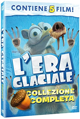 L'era Glaciale 1-5 (5 DVD)