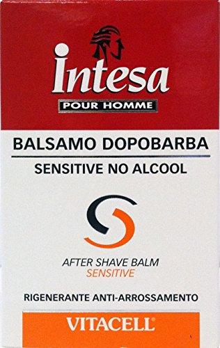 12 x INTESA Dopobarba Balsamo Vitacell Anti-Arrossamento 100 ML