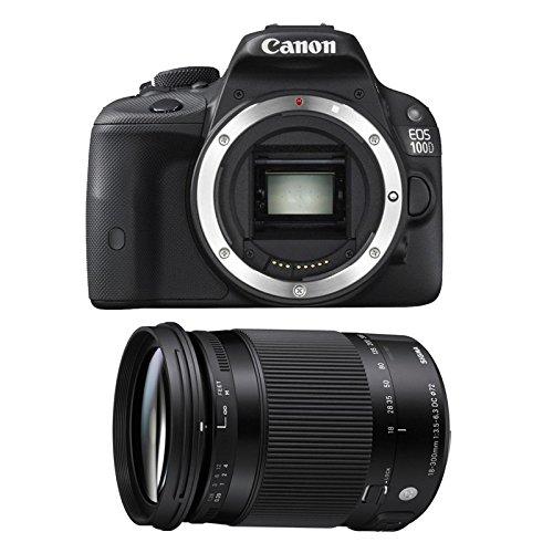 CANON EOS 100D + SIGMA 18-300 OS HSM Contemporary
