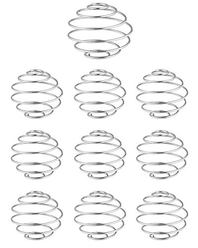VALI Stainless Steel Shaker Cup Balls, 10 Pack. Replacement Wire Whisk Mixing Ball For Mixer Bottle & Sports Drink Shake Blending (Mixing Sports Bottle compare prices)