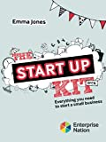 img - for The StartUp Kit: Everything you need to start a small business book / textbook / text book
