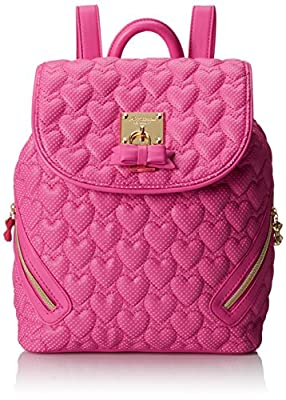 Betsey Johnson Always Be Mine Backpack by Betsey Johnson Handbags