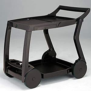 table roulante nardi galileo 76 cm jardin. Black Bedroom Furniture Sets. Home Design Ideas