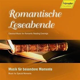 Romantische Leseabende