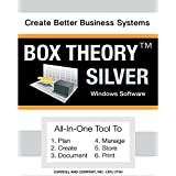 Box Theory Silver Software for Startup & Small Business to Create Better Business Systems and Processes - Plan, Organize, Start and Run a More Customer-Pleasing and Profitable Business - Windows PC