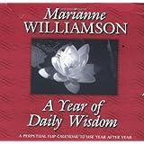 A Year of Daily Wisdom Perpetual Flip Calendar