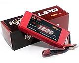 KT1500 3S 30C KyPOM K6シリーズ リポバッテリー 11.1V-1500mAh-30C