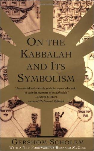 On the Kabbalah and its Symbolism (Mysticism & Kabbalah)