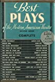 img - for Best Plays of the Modern American Theatre Second Series Complete book / textbook / text book