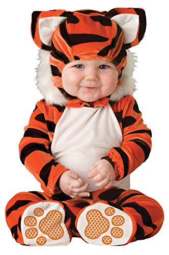 Baby-boys - Tiger Tot Toddler Costume 18-24 Mos Halloween Costume