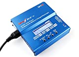 Genuine SKYRC iMAX B6AC V2 Dual Power (6Amps, 50Watts): LiPo, LiIon, LiFe, NiCd, NiMH, Pb Lead Acid AC/DC Professional RC Balancing Battery Charger