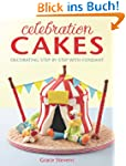 Celebration Cakes: Decorating step by...
