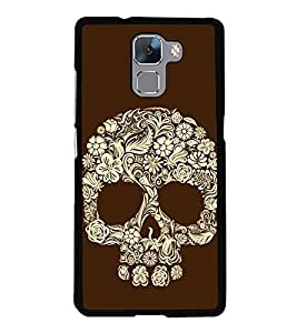 Turn On Sign 2D Hard Polycarbonate Designer Back Case Cover for Huawei Honor 7 :: Huawei Honor 7 Enhanced Edition :: Huawei Honor 7 Dual SIM