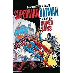 Superman/Batman: Saga of the Super Sons (New Edition) (Superman / Batman)