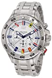 Nautica Mens N20503G NST Chronograph Bracelet Watch