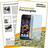 mumbi Panzerglasfolie iPhone 5/5S/5C Glasfolie Hartglas 9H
