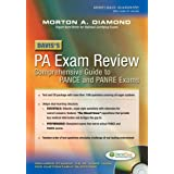 Davis's PA Exam Review: Focused Review for the PANCE and PANRE (DavisPlus) ~ Morton A. Diamond