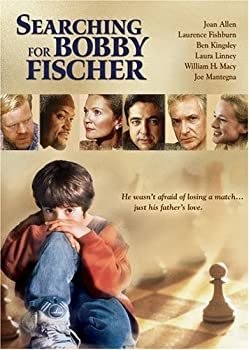 "Cover of ""Searching for Bobby Fischer"""