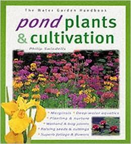 Pond plants and cultivation water garden handbooks for Garden pond amazon