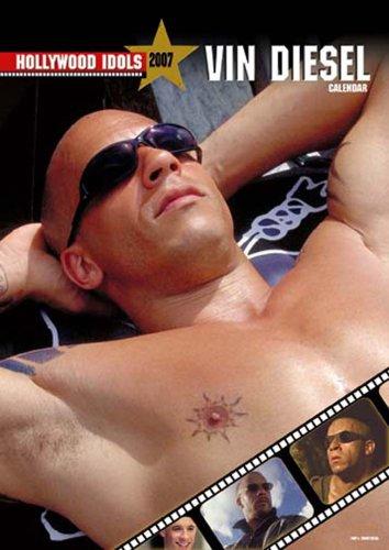 2007 Vin Diesel Poster Size Wall Calendar