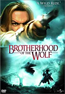 Brotherhood of the Wolf (Widescreen) (Bilingual) [Import]