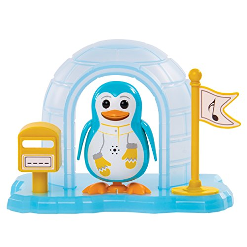 Digi Birds Penguin Toy with Igloo North - 1