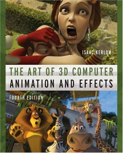 The Art of 3D Computer Animation and Effects 0470084901 pdf