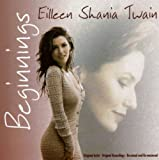 Disco de Shania Twain - Beginnings (Anverso)