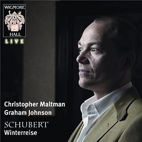 Schubert Winterreise 'Der st�rmische Morgen'